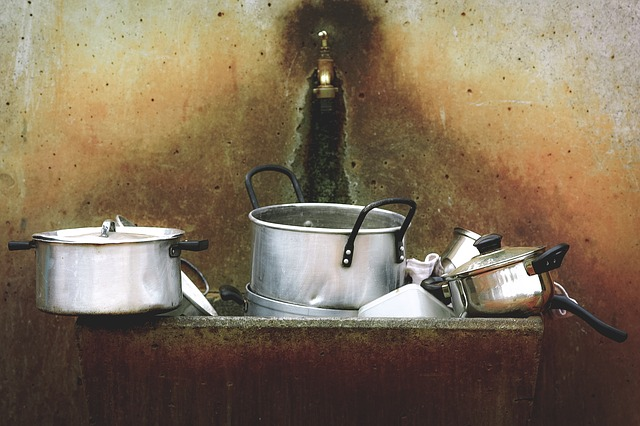 hrnce na vaření