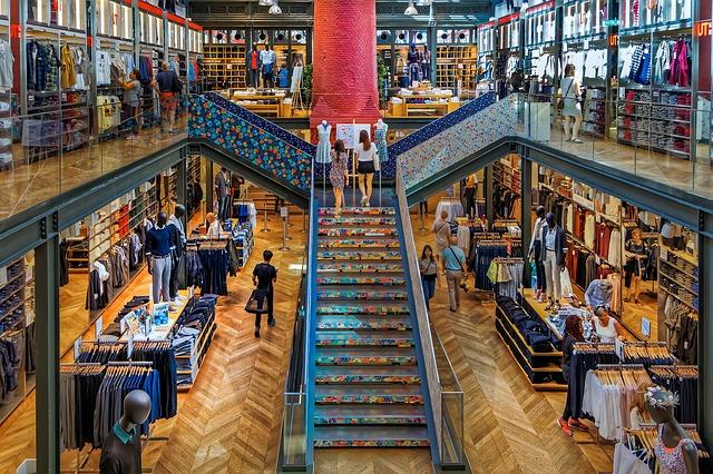 pařížský obchod