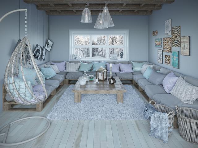 odpočinkový pokoj