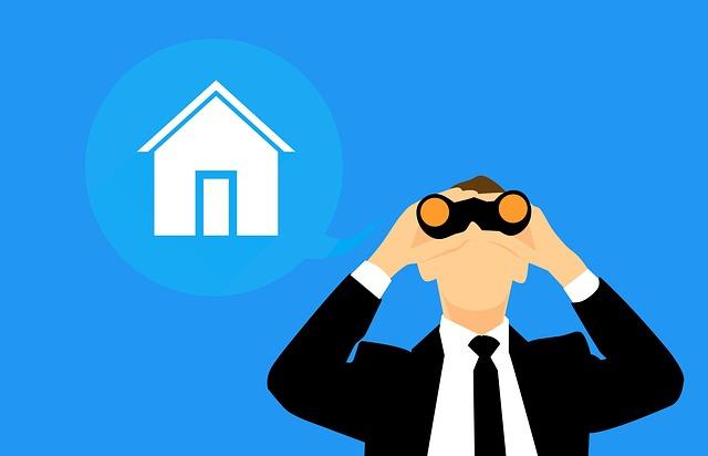 hledání hypotéky