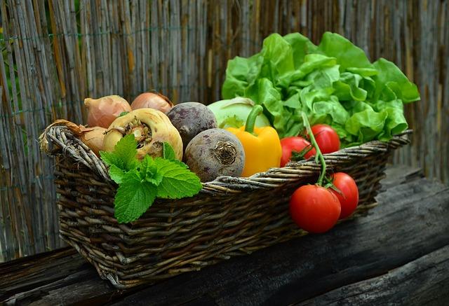 Vlastní zelenina